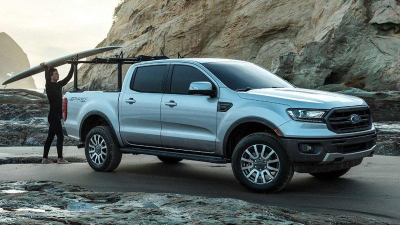 2019 Ford Ranger Ford Dealer in Norwood MA Jack