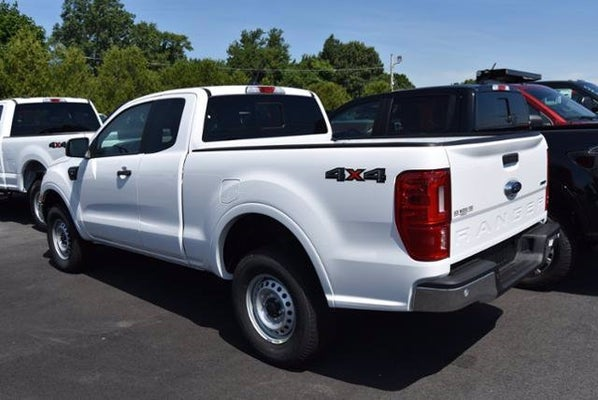 2020 Ford Ranger Xl 4wd Supercab 6 Box In Norwood Ma Boston Ford Ranger Jack Madden Ford Sales Inc