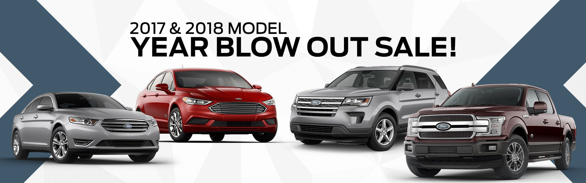 Model Year Blow Out